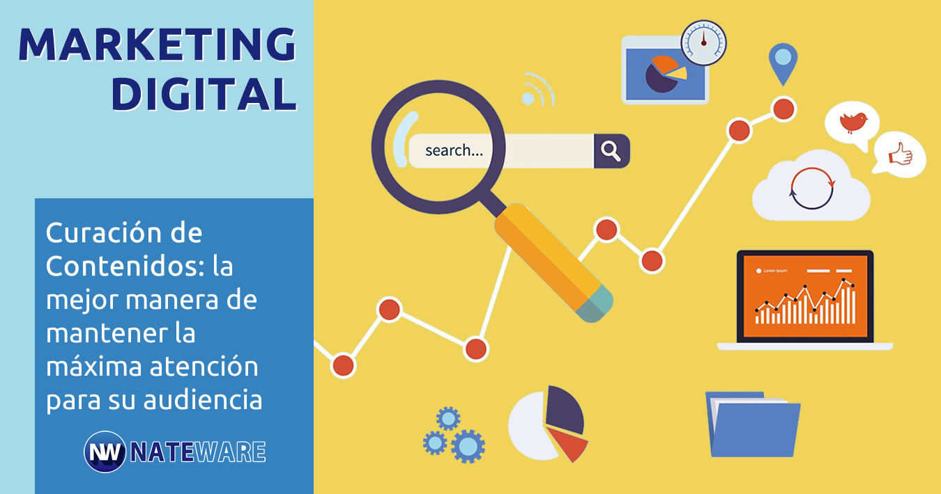 Curacion de contenidos - Marketing Digital